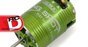 EcoPower 0 Sling Shot Sensored 17.5-Turn Motor