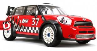 Losi - Mini WRC Rally copy