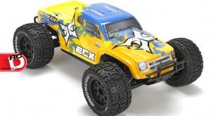 ECX - Ruckus 4WD BL AVC Monster Truck copy