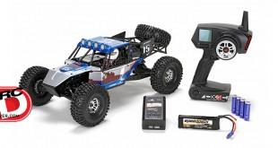 Vaterra - Twin Hammers 1.9 Rock Racer RTR_1