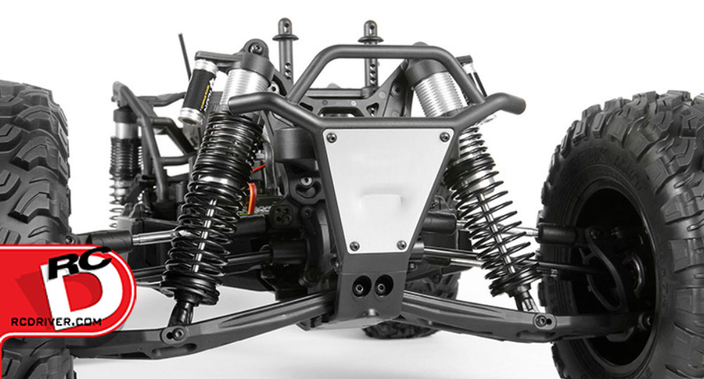Axial Yeti Xl 1 8 Scale 4wd Buggy Kit