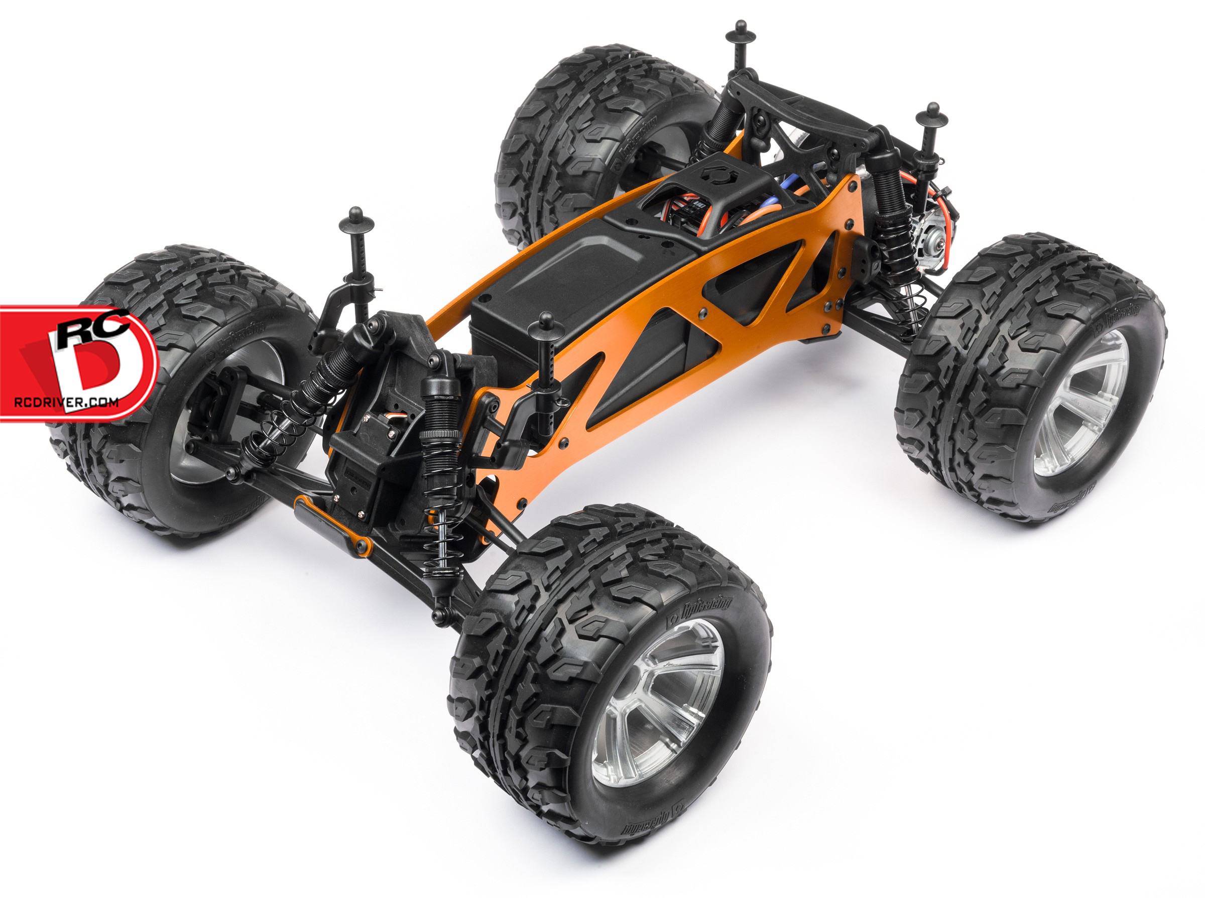 The Hpi Jumpshot 2wd Truck Something For Everyone