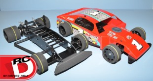 RJ Speed - Spec Modified Oval Chassis Kit copy