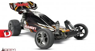 Traxxas - Bandit VXL With Traxxas Stability Management System_4 copy