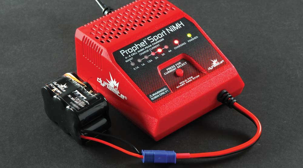 Review Dynamite Prophet Sport Series Nimh Amp Lipo Chargers