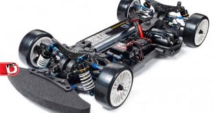 Tamiya - TB-04R Chassis Kit Limited Edition copy