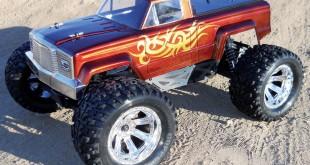 RCD Paint Plus: Monster Honcho Goes Tribal