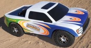 RCD Paint Plus - Parma Raptor Body Gets Race Theme