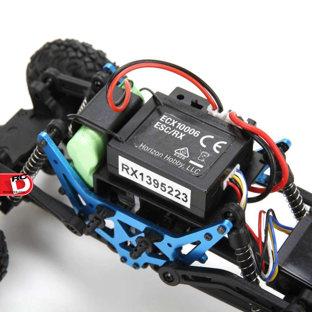Www Rc: Temper 1/24 Rock Crawler From ECX