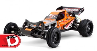 Tamiya - Racing Fighter - DT-03 Chassis copy