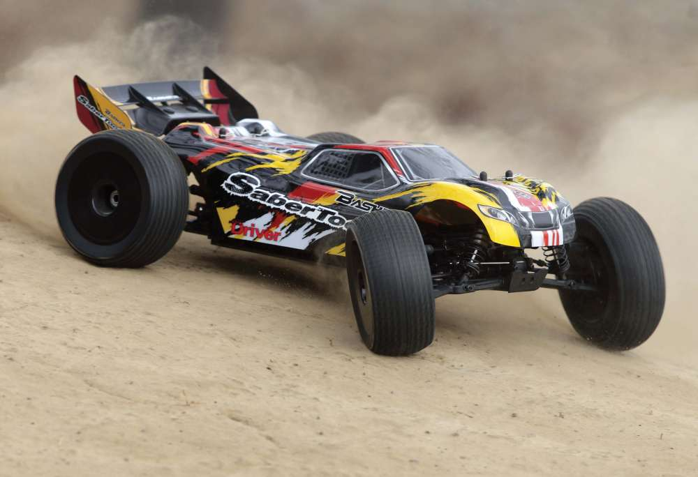 Review: HobbyKing Basher Sabertooth 1/8-Scale RC Truggy
