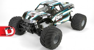 Losi - Monster Truck XL 1-5 RTR_1 copy