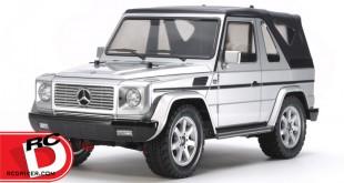 Tamiya - Mercedes-Benz G 320 Cabrio - MF-01X copy