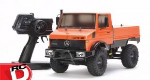 Tamiya - Mercedes-Benz Unimog - CC01 Unimog 425 copy