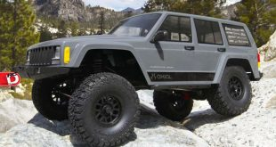 Axial Racing - SCX10 II 2000 Jeep Cherokee 1-10th Scale Electric 4WD RTR copy