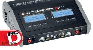 Hitec - Power Peak D7 AC-DC Balance Charger-Discharger copy