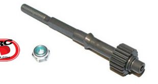 MIP - 17.5 Race Top Shaft For All TLR 22 Series Vehicles