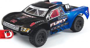 Arrma - Fury Mega 2wd Short Course Truck copy