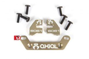 Axial Racing - Aluminum Option Parts For The SCX10II_2 copy