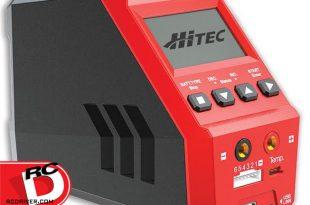Hitec - RDX1 AC-DC Charger-Discharger copy