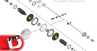 MIP - Roller Pucks Bi-Metal Drive System for the B6 and B5 Vehicles copy