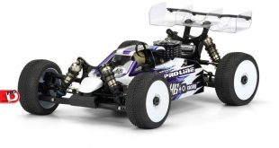 Pro-Line - Predator Clear Body for the D815 copy
