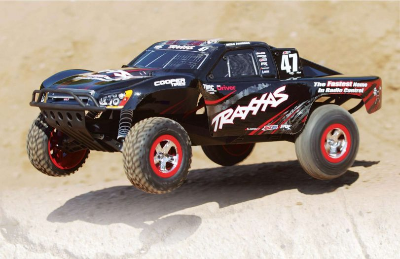 Traxxas Slash VXL with OBA and TSM
