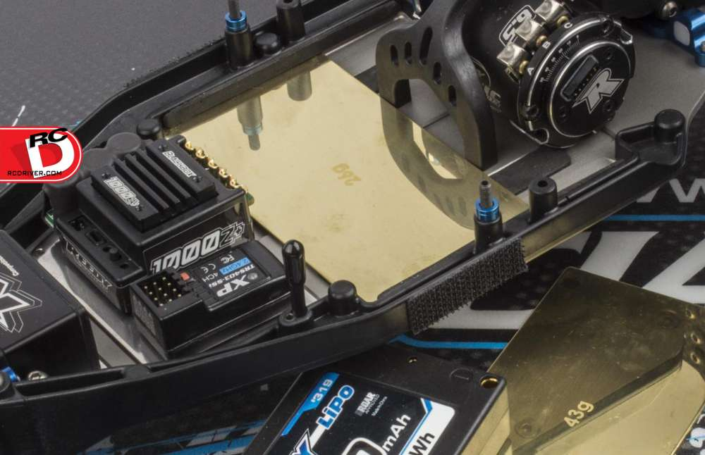 B6 Brass Under Battery Weights Rc Driver