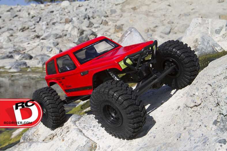 Car And Driver 10 Best >> Axial Racing Wraith Spawn 1/10th Scale Electric 4WD – Kit