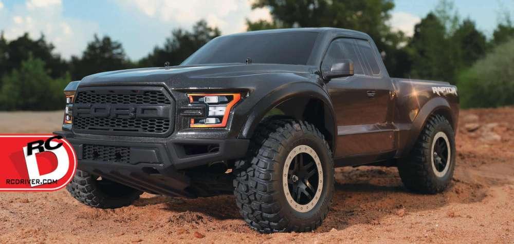 2017 Ford Raptor Slash From Traxxas Rc Driver
