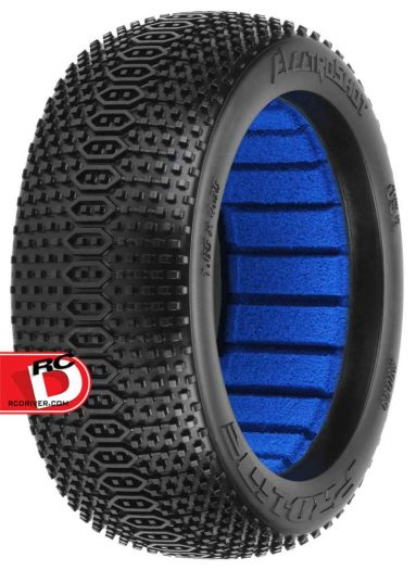 ElectroShot Off-Road 1:8 Buggy Tires from Pro-Line - RC Driver