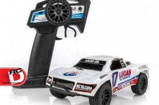 Team Associated - SC28 Ready-to-Run Lucas Oil Edition copy