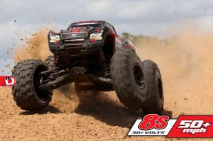 Traxxas - Updated X-Maxx – 8S LiPo Capable and 8S Power-Up Kit (2) copy