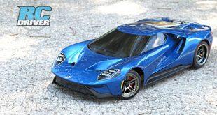 Traxxas Ford GT 4-Tec 2.0