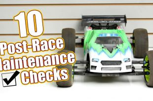 RC Maintenance Checks
