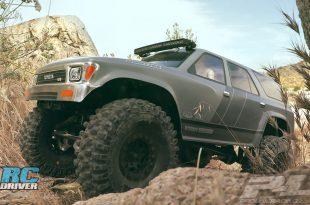 Pro-Line 1991 Toyota 4Runner Body