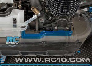 Team Associated RC8B3 FT Rigid Engine Mount (2)