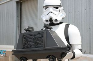 Star Wars Mouse Droid