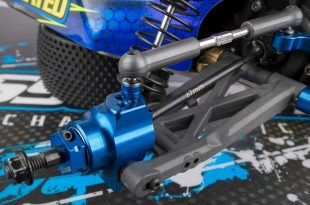 FT Rear Aluminum Hubs for the B6 and B6D_1