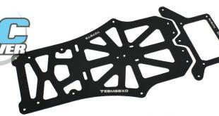 TEAMSAXO Aluminium Chassis