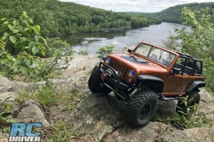 Project Gone Wild Axial SCX10