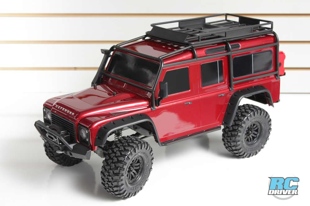 Best Gas Prices >> Traxxas TRX4 - RC Driver