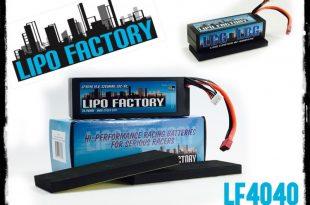 LiPo Factory 4S 5200mAh LCG Battery