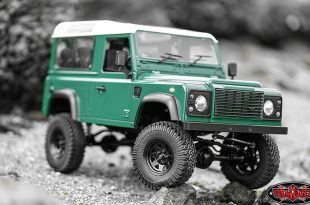 RC4WD Gelande II RTR Truck Kit with Defender D90 Body_2