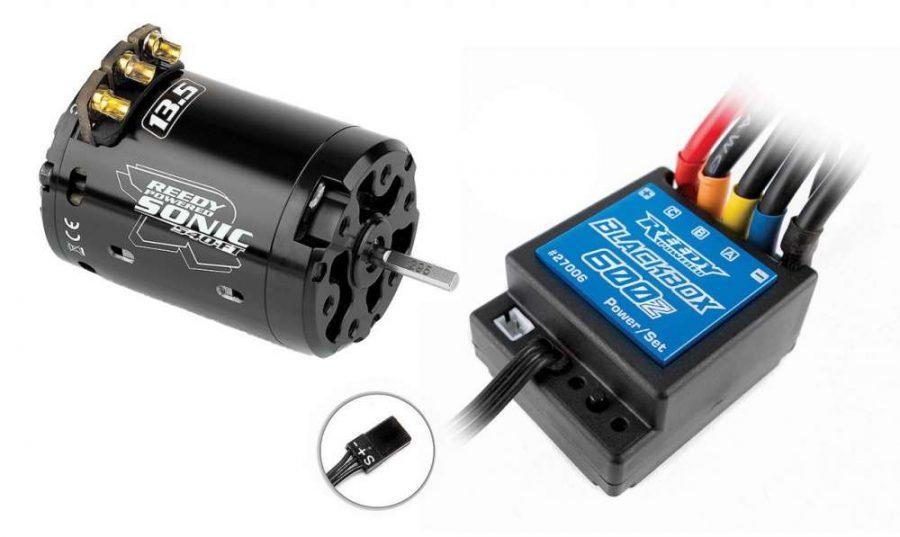 Reedy Blackbox 600Z ESC Sonic 540-FT Combos_1