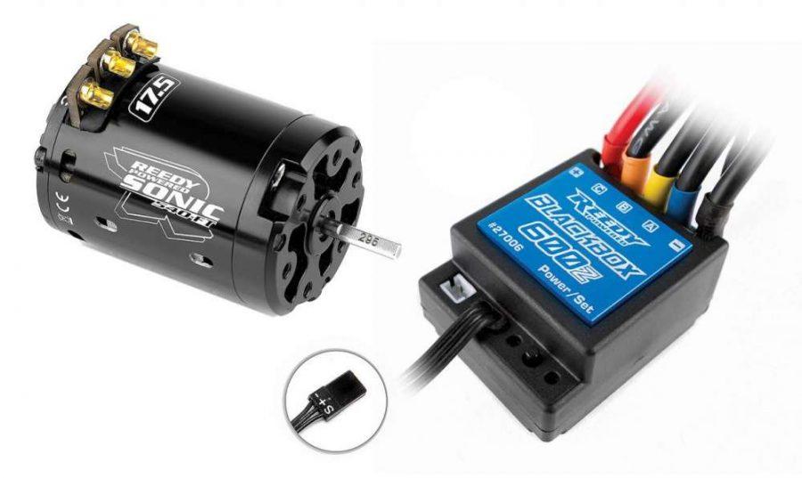 Reedy Blackbox 600Z ESC Sonic 540-FT Combos_2
