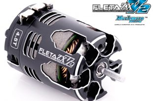 Wicked Power - Muchmore Fleta ZX V2 Brushless Modified Motors _1