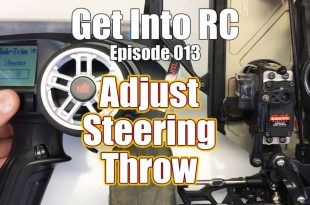 How To Adjust RC Car Steering