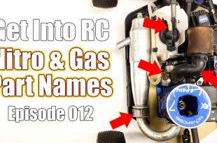 Nitro & Gas Parts