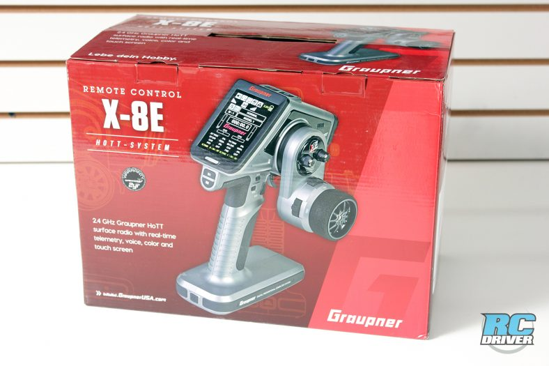 Your Next RC Radio? - Graupner X-8E 2.4GHz HoTT Surface Radio System Review